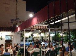 Restaurante TERRAZA MEDINA en Conil-CÁDIZ